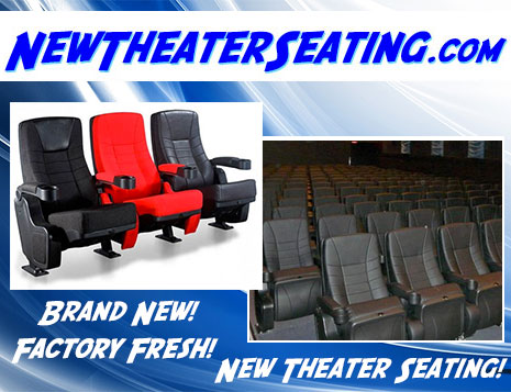 New theater seating Star Delight Rocker